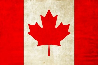 Canadian Realtors pick Instanet for e-signatures  Canadian flag image via Shutterstock.
