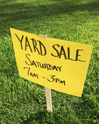 Montebello Mom: Yard Sale Selling Tips