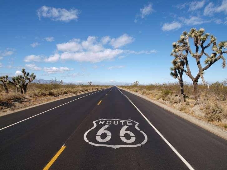 A Rota 66 é uma das mais famosas do mundo e uma das mais incríveis também