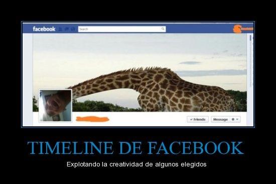 """Curiosa portada del """"hombre-jirafa""""."""