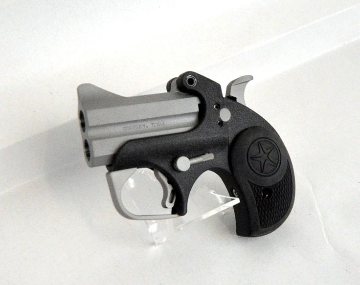 Bond Arms Backup Derringer .45 ACP. BABU. The Bond Arms Backup is ...
