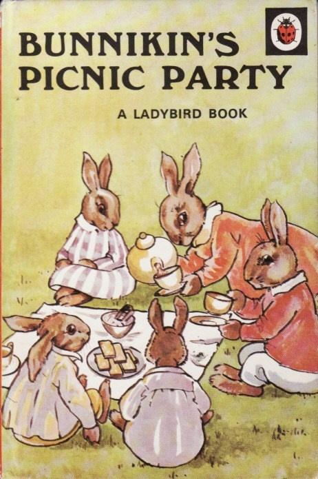 bunnikins picnic party