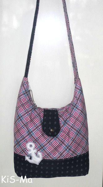Tasche Anker von Taschen by KiS-Ma auf DaWanda.com