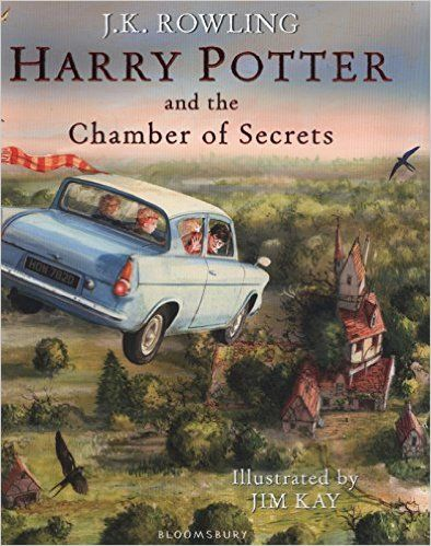 20 best book wishlist images on pinterest books class books and harry potter and the chamber of secrets illustrated edition harry potter illustrated editi fandeluxe Choice Image