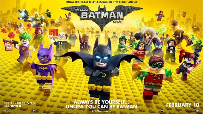 """""""The Lego Batman Movie"""": Mormon Movie Guy review by Jonathan Decker 