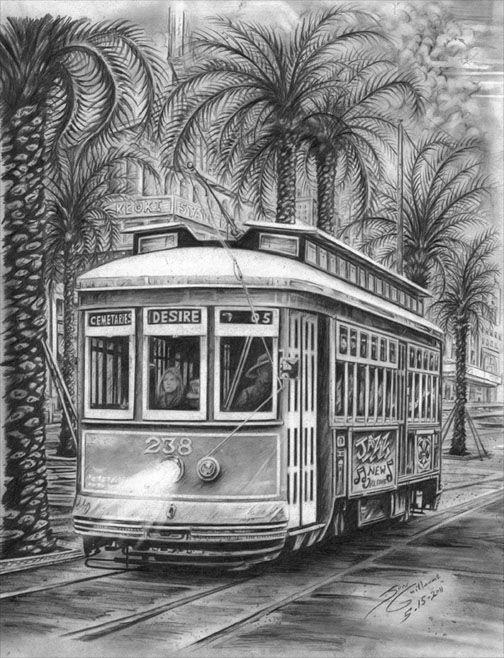 St. Charles street car