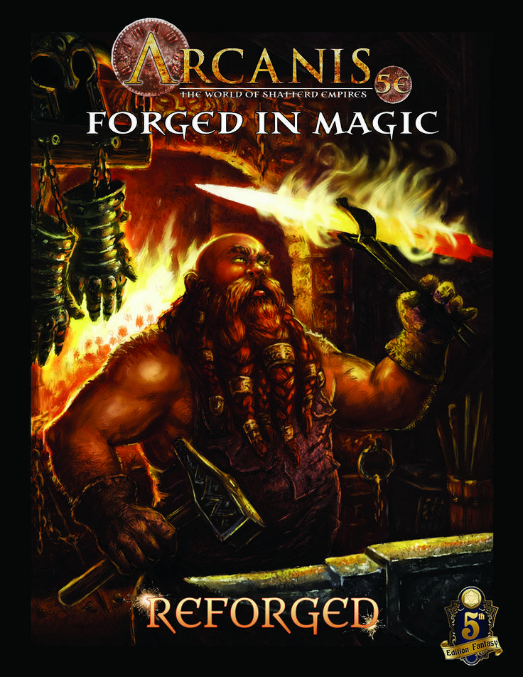 Forged in Magic REFORGED