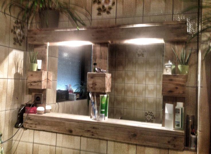 Die 25+ besten Badezimmer spiegelschrank mit beleuchtung Ideen auf ... | {Spiegelschrank bad 89}