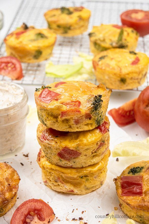 Easy Egg Muffins Healthy Breakfast Muffin Recipe In 2020 With Images Low Carb Breakfast Muffins Healthy Low Carb Breakfast Easy Egg Breakfast