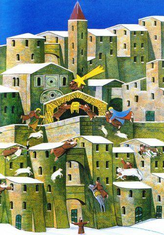 Franciscan Christmas | Norberto  | Galleria d'Arte Moderna e Contemporanea Luigi Proietti
