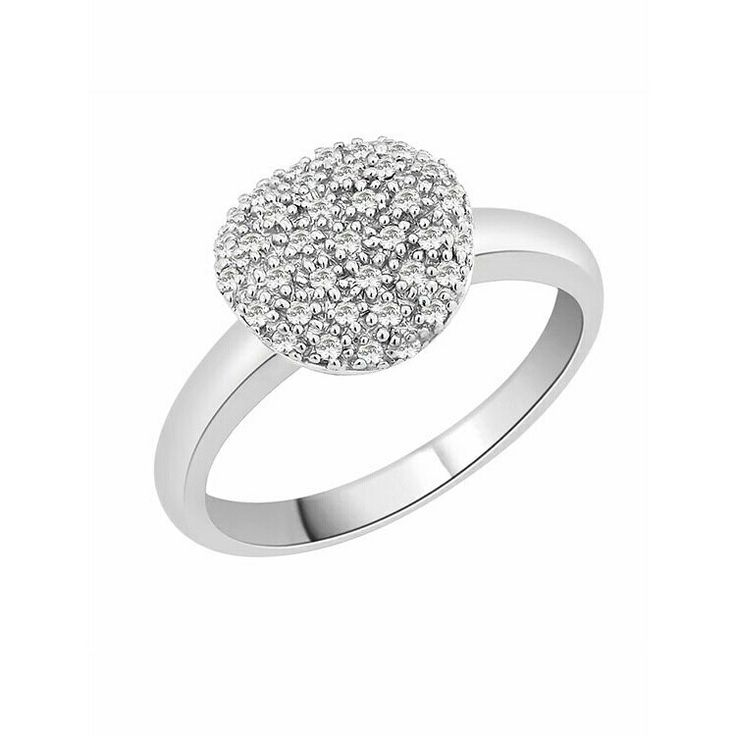 Simple, minimal and with added sparkle.