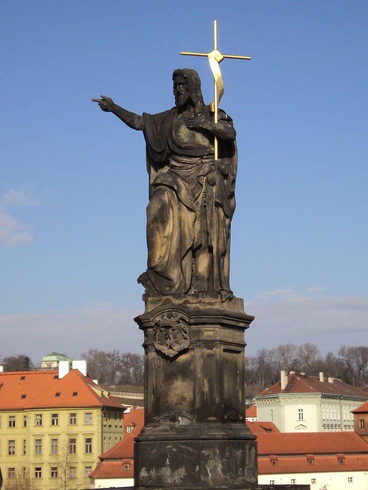 sv. Jan, Karlův Most, Josef a Emanuel Max