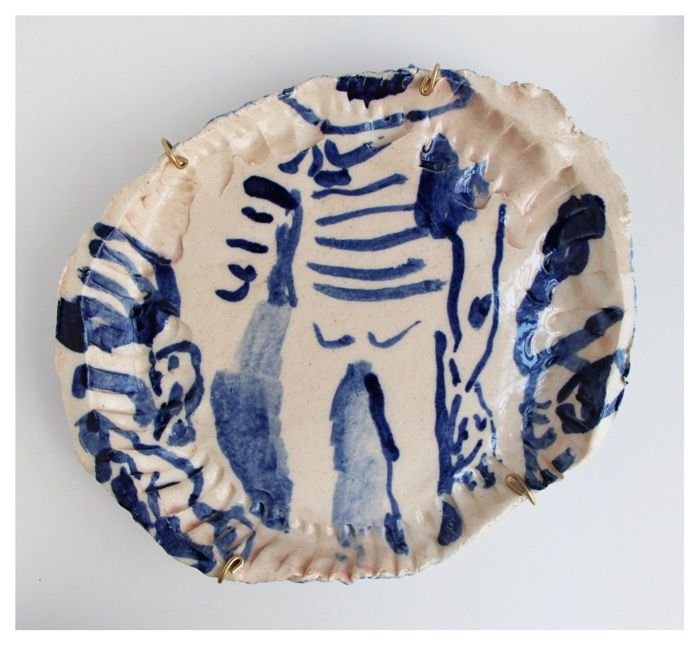 'While We Were Lost 5'   Glazed Ceramic   R 5 300