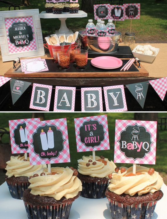 Best 25 baby q shower ideas on pinterest baby q for Baby shower bbq decoration ideas