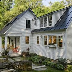 Image result for rear addition cape cod