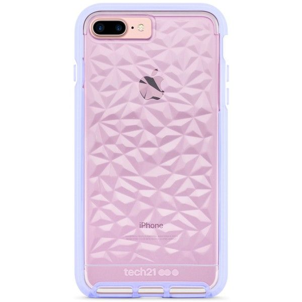 Tech21 Evo Gem Case for iPhone 7 ($37) ❤ liked on Polyvore featuring accessories and tech accessories