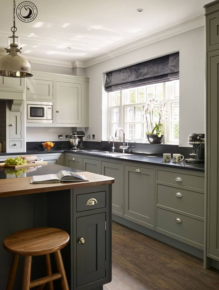 Hand Painted Country Kitchens