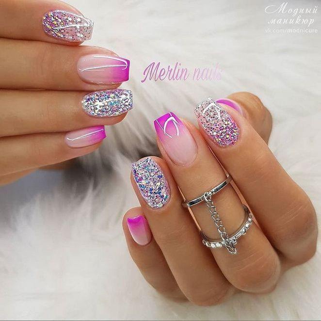 130 Elegant and Best Nails Ideas from 2019 – Nagel Ideen