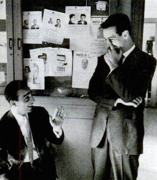 Carmine Persico (left)
