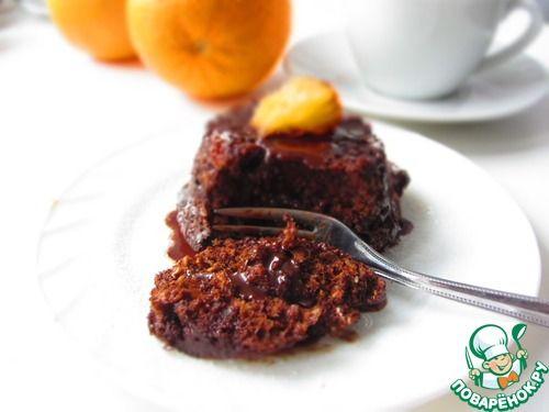 Легкий шоколадный кекс - кулинарный рецепт
