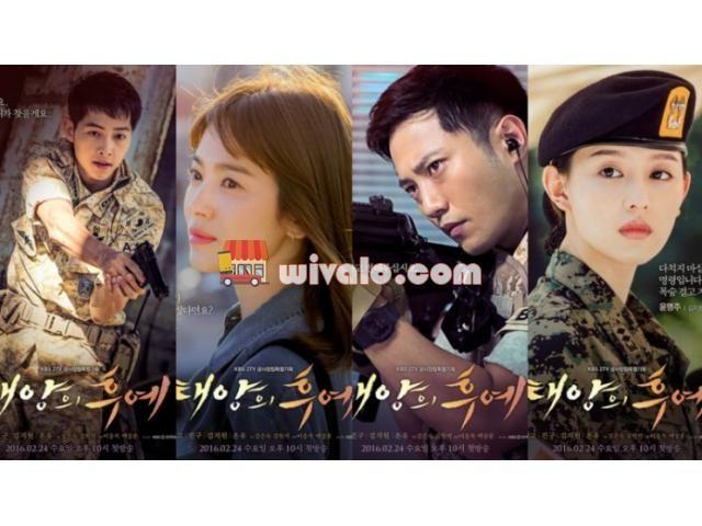 Fakta Fakta Unik Dibalik Suksesnya Penayangan Drama Korea Descendants Of The Sun !