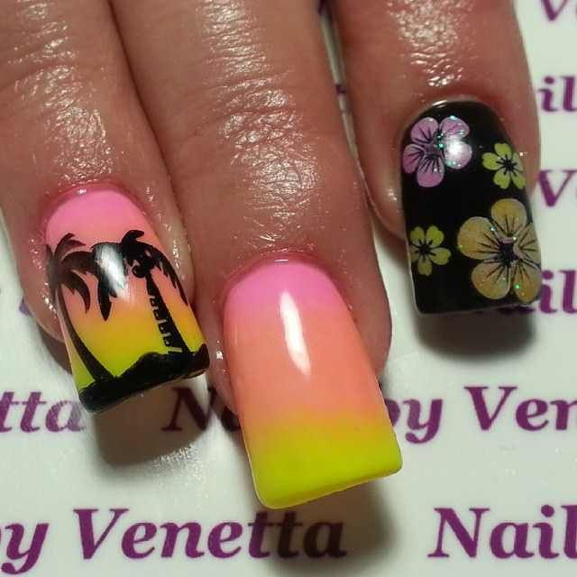 Tiger stripes tropical nails design is another great design to try this summer. This nice design will reveal your wild part and your love for animals and nature will be exhibited. The tiger stripes nails are easy to design and also unique. Related Postslemon nail art for summer 2016new nail art design trends for 2016Amazing … Continue reading Pretty Nail Art For Women 2016