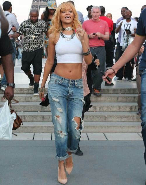 68 Best Images About Rihanna 39 S Outfits On Pinterest Skirts Love Her And Rihanna