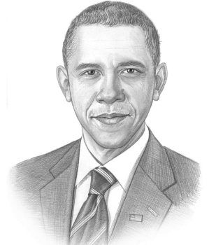 Picture of President Barack Obama - The accomplishments of Barack Obama and the most famous events during his presidency are provided in an interesting, short summary format detailed ...