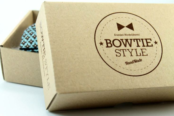 Bow Tie Style packaging https://www.facebook.com/bowtiestyle