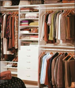 Closet Solutions By Affordable Closet Systems, Inc.