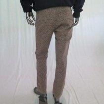 Pantalone uomo made in Italy con tasche laterali e posteriori