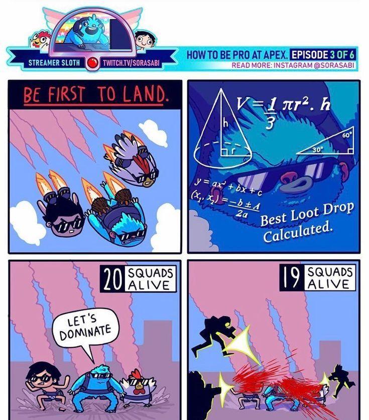 20+ Apex Legends Memes Facebook - Factory Memes