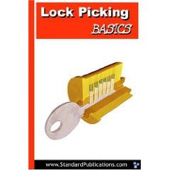 easy pickings lock pick book