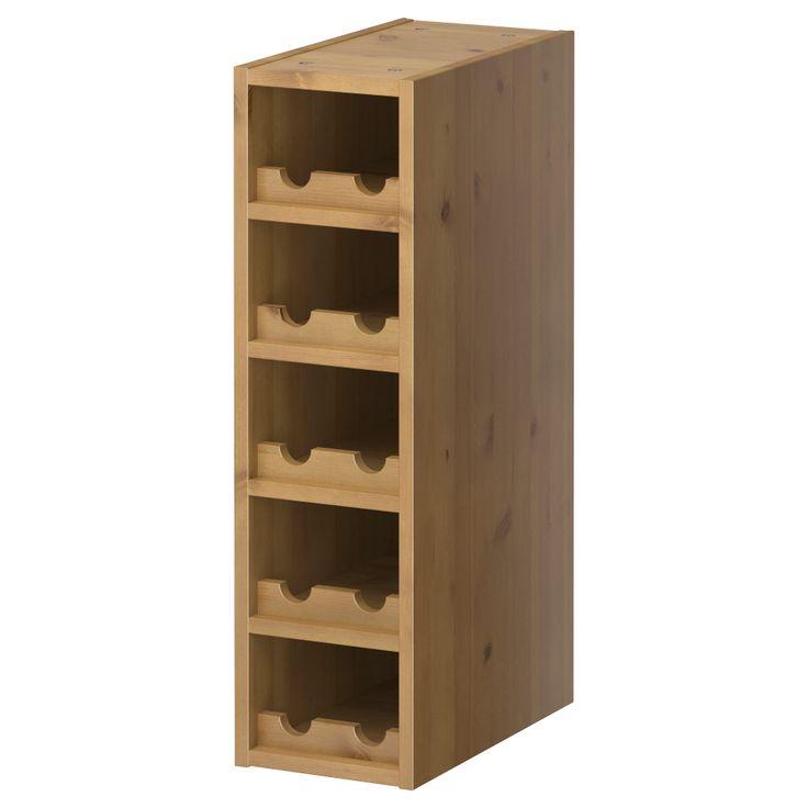 Les 25 meilleures id es concernant meuble range bouteille for Meuble petit casier