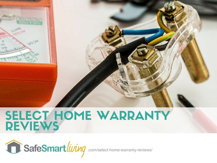 Select Home Warranty: Do They Have Fake Online Reviews?