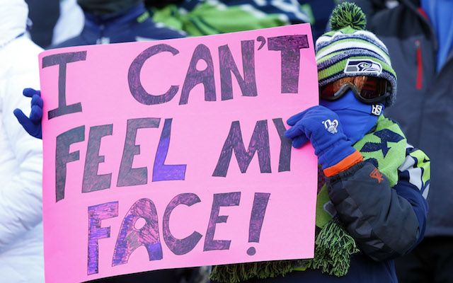 Cold, hard fact: Seahawks-Vikings is third-coldest game in NFL...: Cold, hard fact: Seahawks-Vikings is third-coldest game in NFL… #NFL