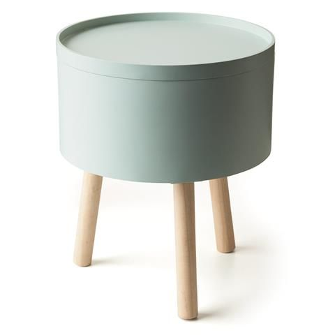 Storage Table - Green