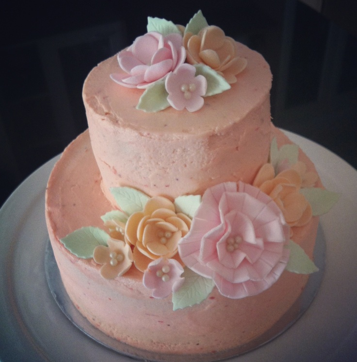 1000 Images About Mini Cakes 4 Bridal Showers Weddings