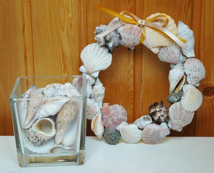 Воспоминания об отпуске. Sea shell
