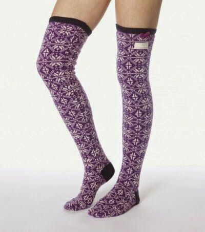 odd molly jacquard socks - Google Search