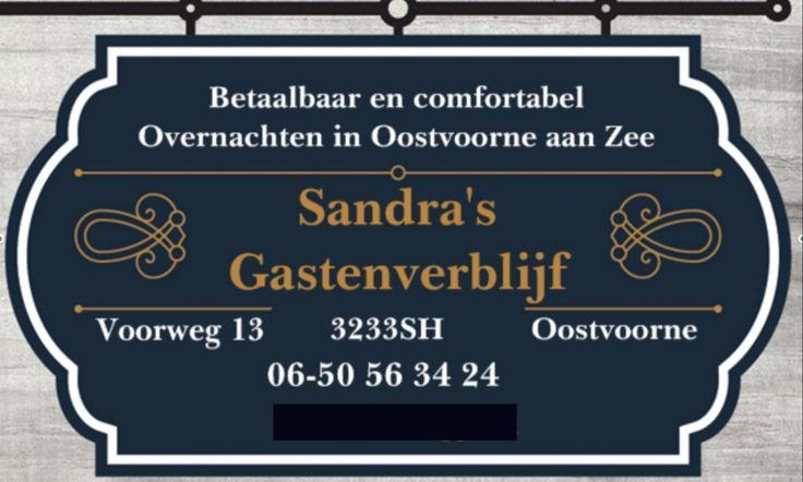 Sandra's Gastenverblijf
