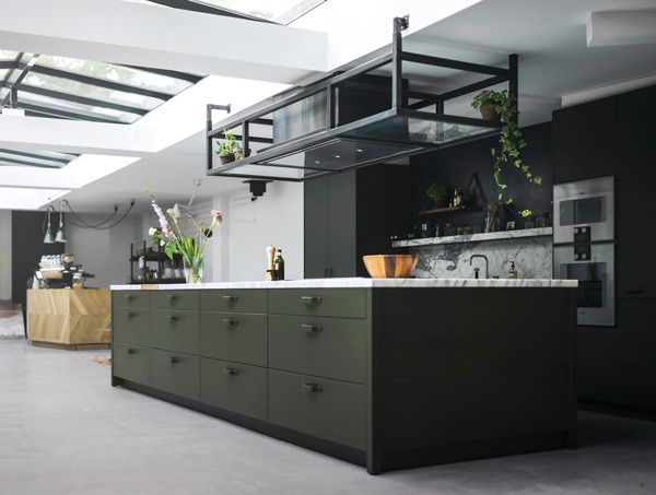 17 Best Ideas About Industrial Kitchens On Pinterest Industrial House Cont