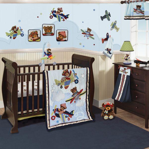 Best 25 Teddy Bear Nursery Images On Pinterest Baby