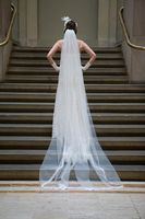 How long would you dare to wear your veil?