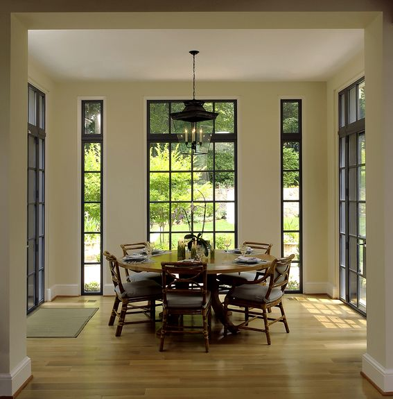 Sunroom Dining Room Creative: 17 Best Images About Steel Casement On Pinterest