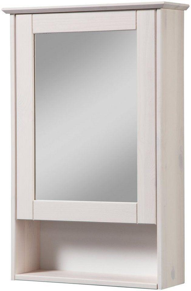 Spiegelschrank Venezia Landhaus Breite 42 Cm Otto Spiegelschrank Schrank Ablagefach