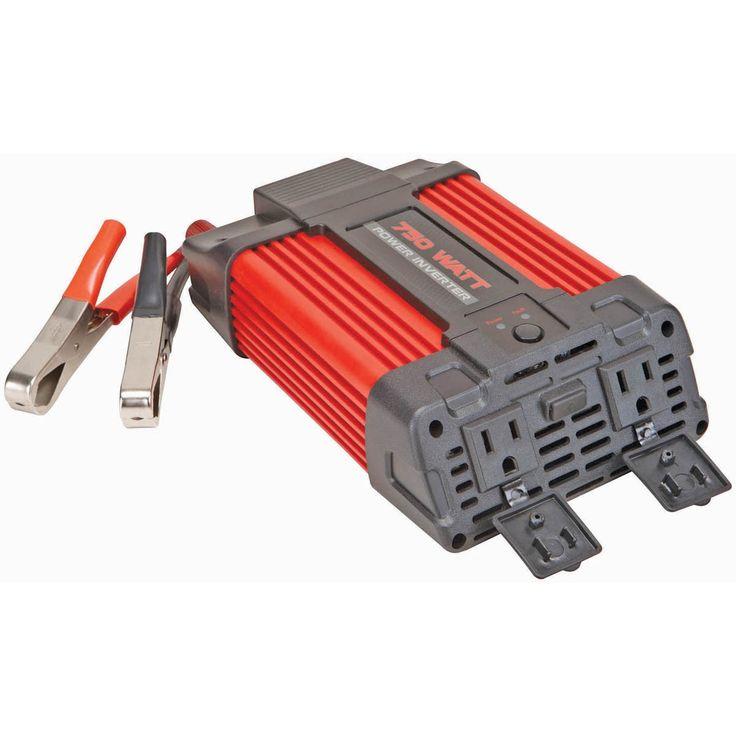 Cen Tech 66817 750 Watt Continuous 1500 Watt Peak Power