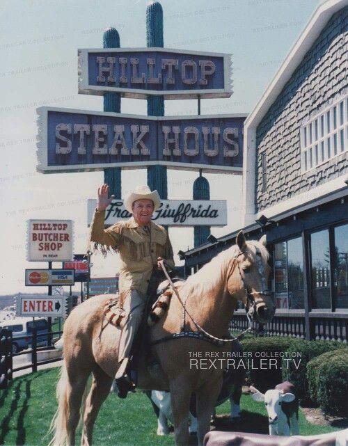 Rex Trailer @ Hill Top Restaurant in Saugus, Ma.