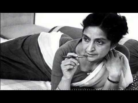 Amrita Pritam's poem recited by Gulzar - YouTube