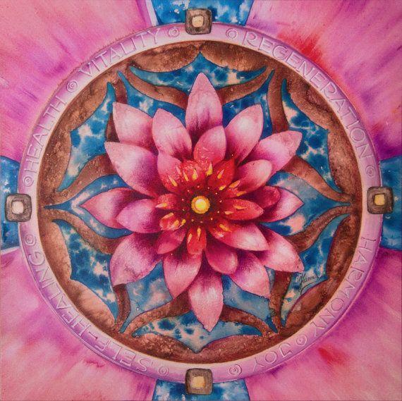 """Mandala of Health"""